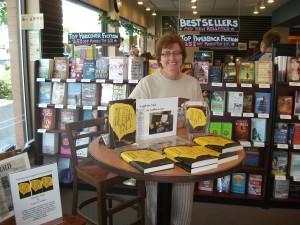 Kelowna, BC, Book signing - May 28, 2011