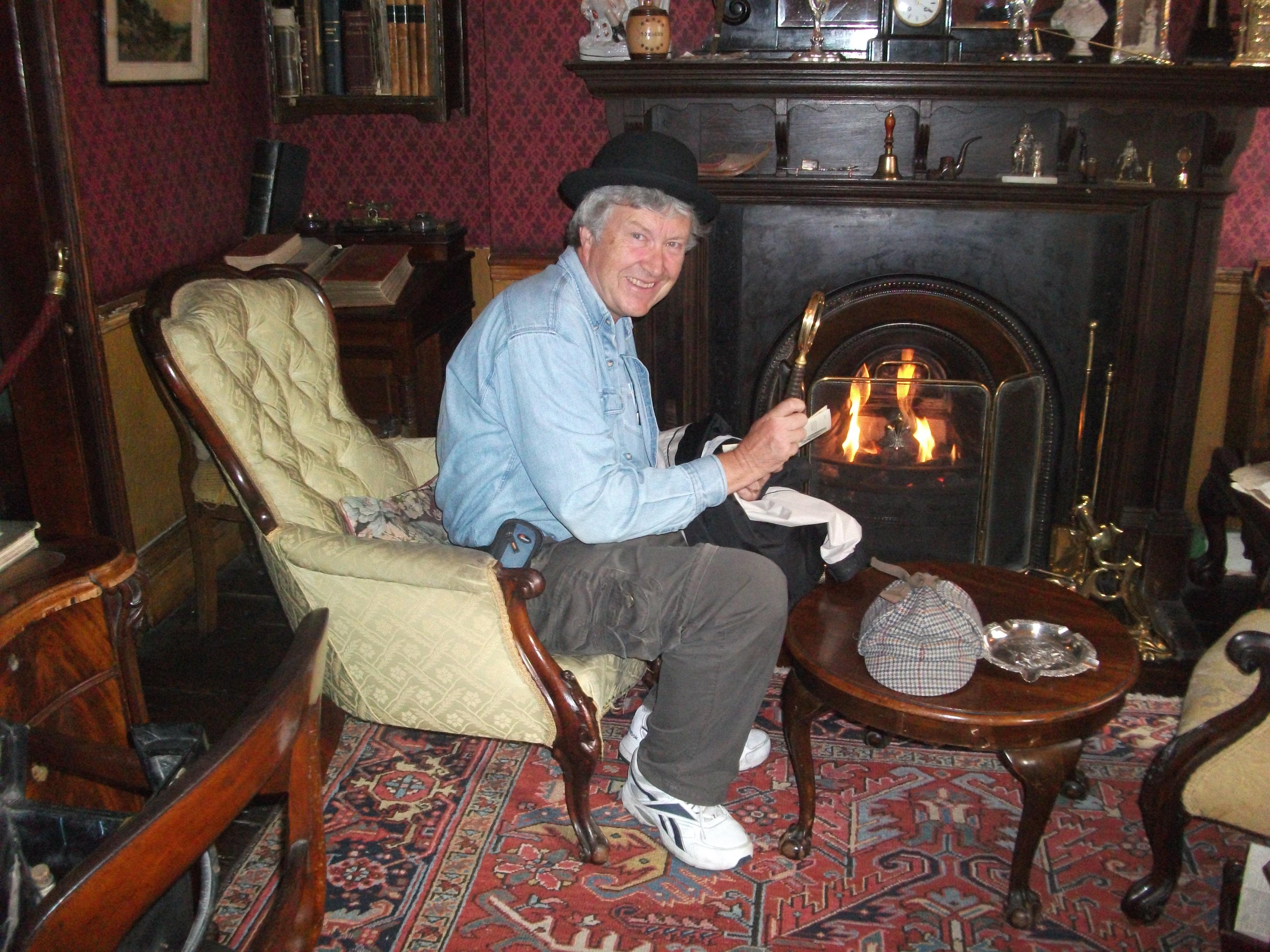 literary london u2013 sherlock holmes made real susan calder
