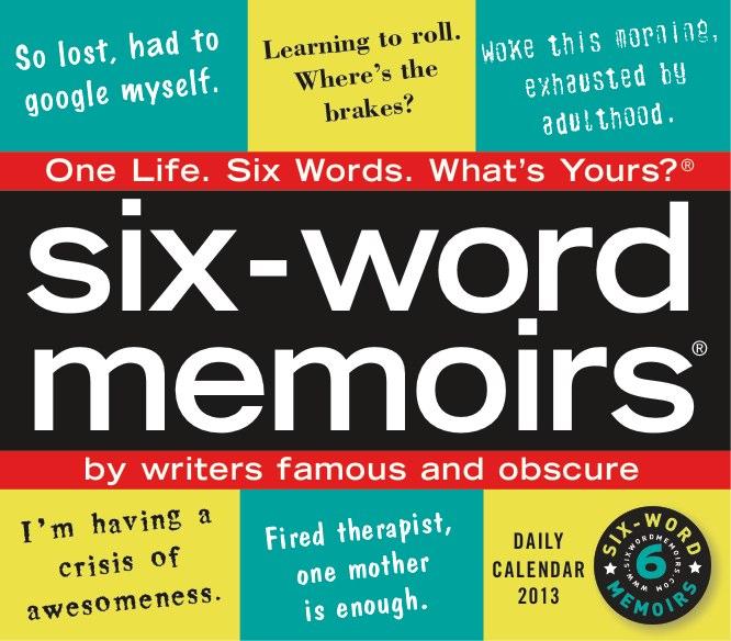 memoir ideas