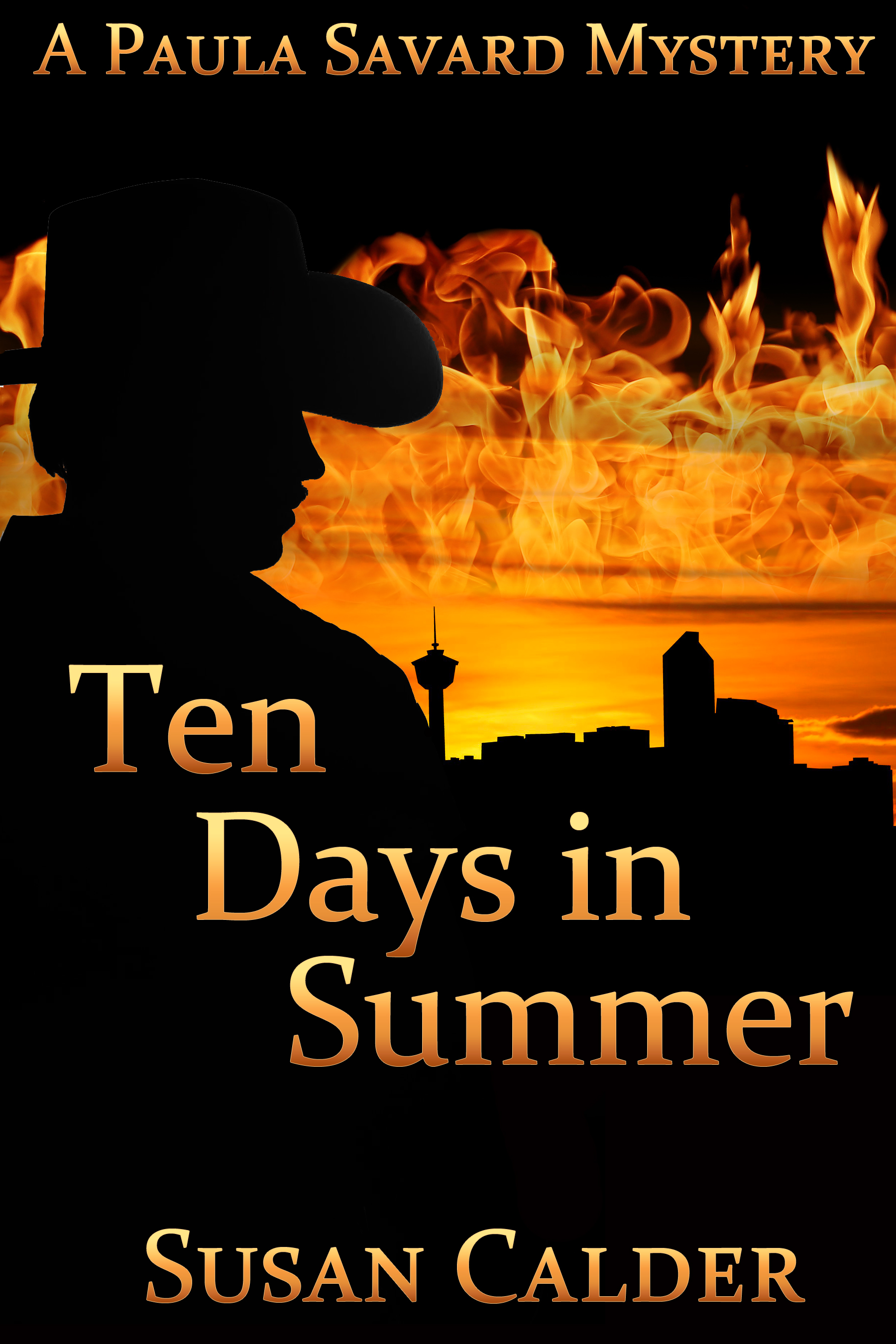 Purchase Ten Days in Summer Today