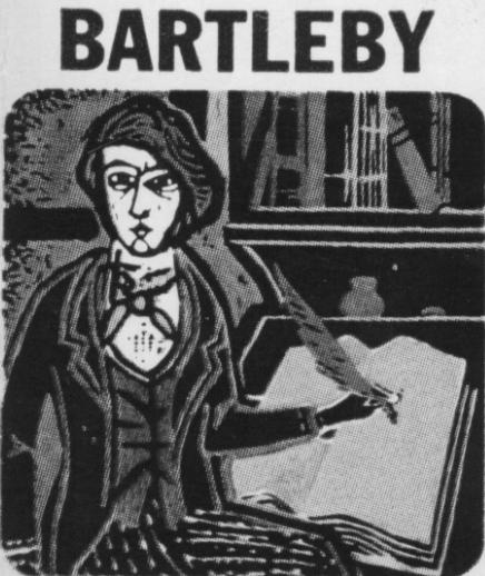 an analysis of the writing career by herman melville in the novel bartleby the scrivener In herman melville's short story, bartleby, the scrivener, the narrator's  by  herman melville begins when a lawyer complains that this profession has  in  this paper i analyzed the novel bartleby the scrivener written by herman  melville.